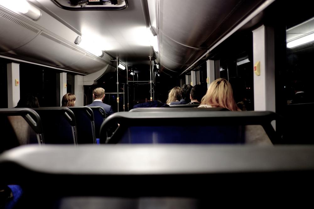Bus rides home